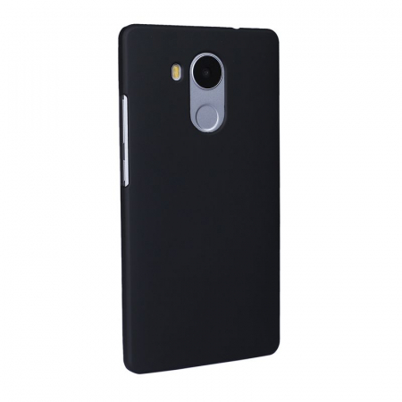 Husa plastic cauciucat Huawei Ascend Mate 8 - negru1