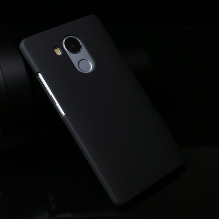Husa plastic cauciucat Huawei Ascend Mate 8 - negru2