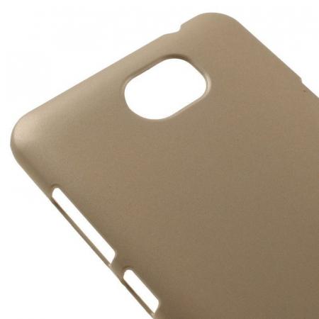 Husa plastic hard case Huawei Y5II - gold4