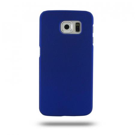 Husa Plastic Hard Case Samsung S6 - albastru0