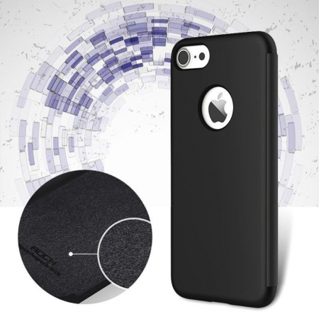 Husa  iPhone 7 Rock Dr.V Series - negru2