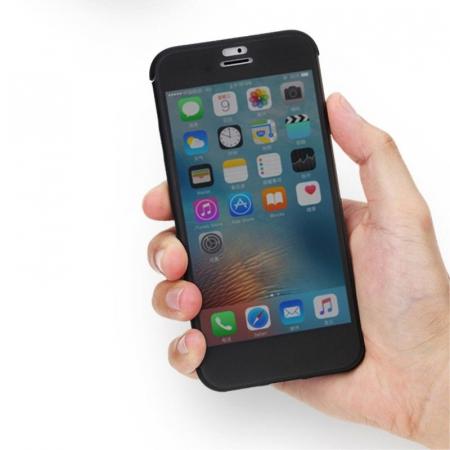 Husa  iPhone 7 Rock Dr.V Series - negru3