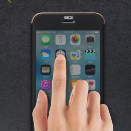 Husa  iPhone 7 Rock Dr.V Series - negru8