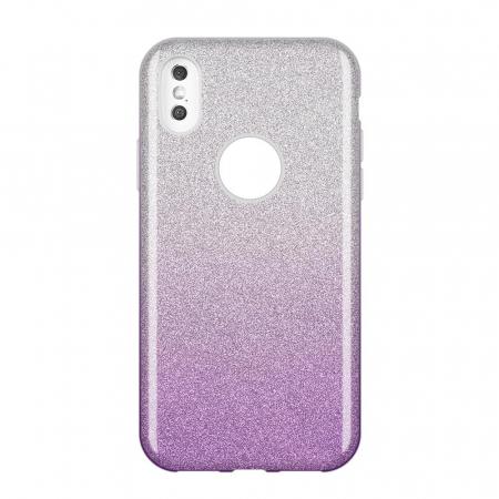 Husa Samsung A50 Shiny TPU Sclipici – Mov degrade0