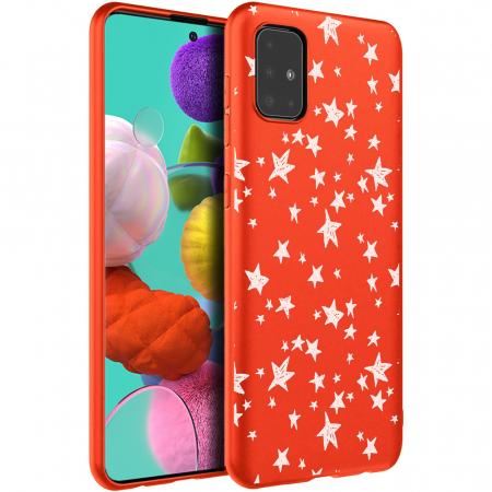 Husa Samsung A51 - Silicon Matte - Stars3