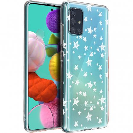 Husa Samsung A51 - Silicon Matte - Stars4