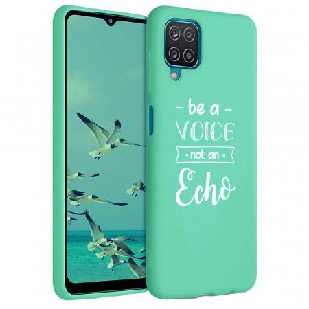 Husa Samsung Galaxy A12 - A42  - Silicon Matte - Be a Voice [3]