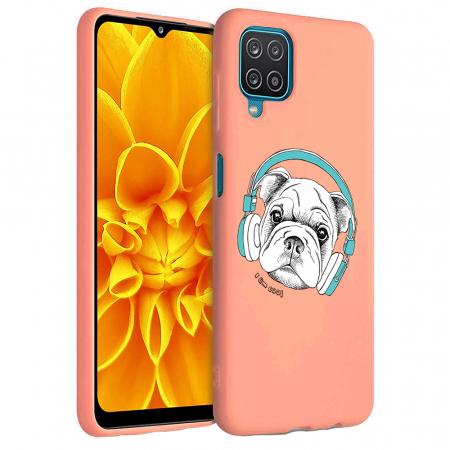 Husa Samsung Galaxy A12 - A42  - Silicon Matte - Cool Dog [3]