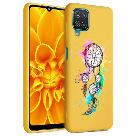 Husa Samsung Galaxy A12 - A42  - Silicon Matte - Dreamcacher 2 [6]