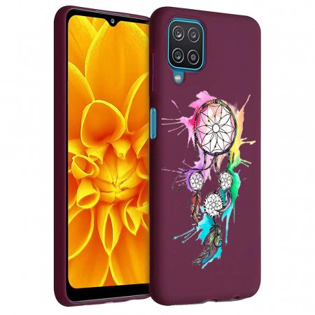 Husa Samsung Galaxy A12 - A42  - Silicon Matte - Dreamcacher 2 [1]