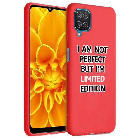 Husa Samsung Galaxy A12 - A42  - Silicon Matte - Limited edition [2]