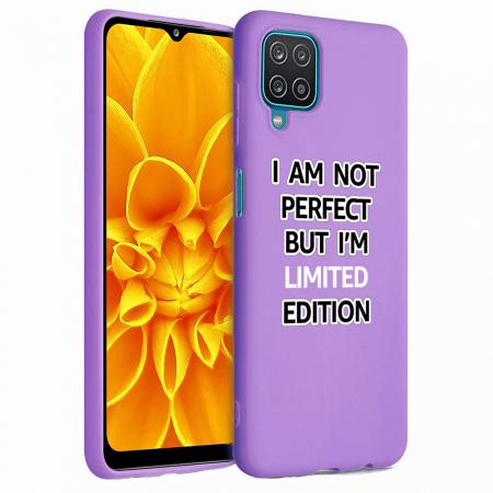 Husa Samsung Galaxy A12 - A42  - Silicon Matte - Limited edition [4]