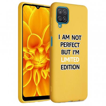 Husa Samsung Galaxy A12 - A42  - Silicon Matte - Limited edition [0]