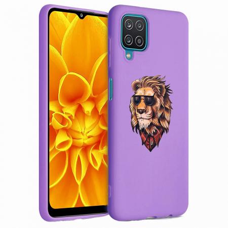 Husa Samsung Galaxy A12 - A42  - Silicon Matte - Lion 1 [3]