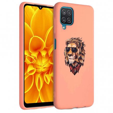 Husa Samsung Galaxy A12 - A42  - Silicon Matte - Lion 1 [0]