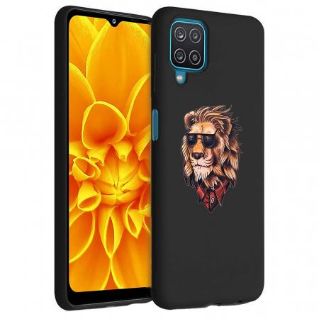 Husa Samsung Galaxy A12 - A42  - Silicon Matte - Lion 1 [5]