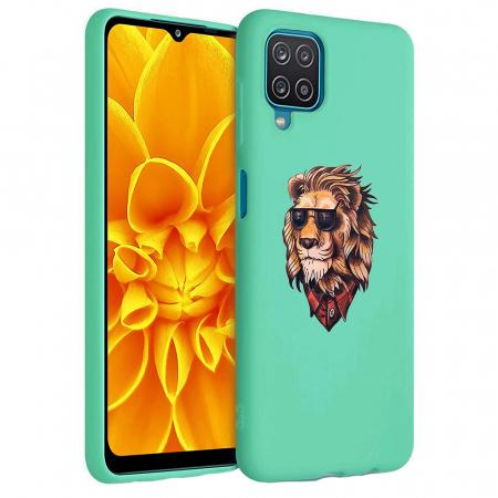 Husa Samsung Galaxy A12 - A42  - Silicon Matte - Lion 1 [4]