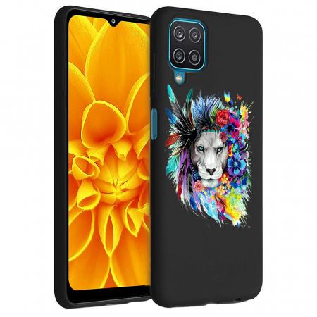 Husa Samsung Galaxy A12 - A42  - Silicon Matte - Lion 2 [2]