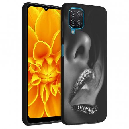 Husa Samsung Galaxy A12 - A42  - Silicon Matte - Lips 1 [0]