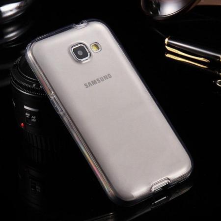 Husa  Samsung Galaxy A3 2017 Silicon TPU 360 grade - fumuriu1