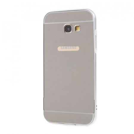 Husa  Samsung Galaxy A5 2017 (A520F) Bumper Metalic - argintiu0