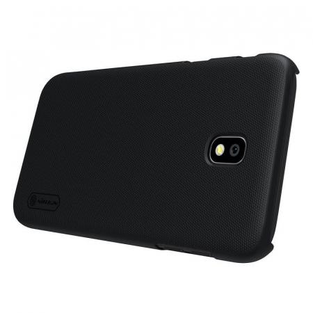 Husa Samsung Galaxy J5 2017 - Nillkin Frosted Shield - negru2