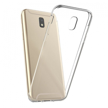 Husa  Samsung Galaxy J5 2017 Silicon Soft TPU 0.8 mm - transparent0
