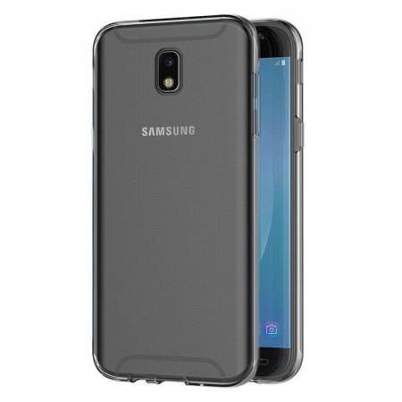 Husa  Samsung Galaxy J5 2017 Silicon TPU 360 grade - transparent9