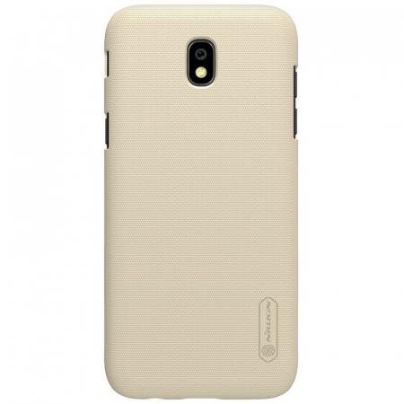 Husa  Samsung Galaxy  J7 2017 Nillkin Frosted Shield - gold1