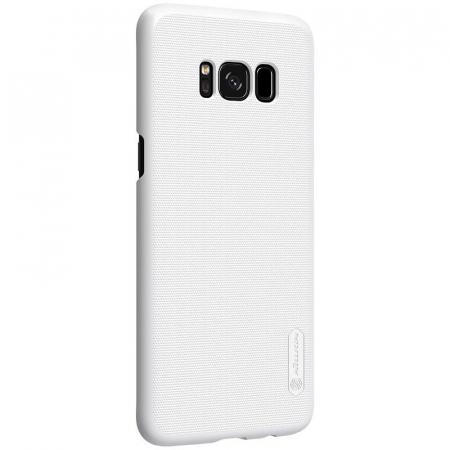 Husa  Samsung Galaxy S8 Nillkin Frosted Shield - alb2
