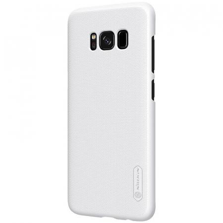 Husa  Samsung Galaxy S8 Nillkin Frosted Shield - alb5