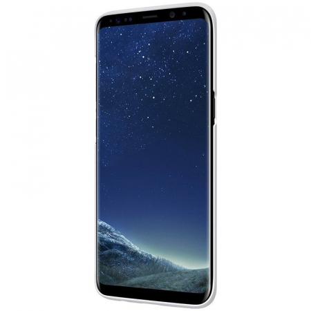 Husa  Samsung Galaxy S8 Nillkin Frosted Shield - alb3