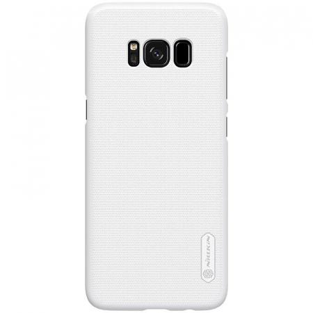 Husa  Samsung Galaxy S8 Nillkin Frosted Shield - alb4