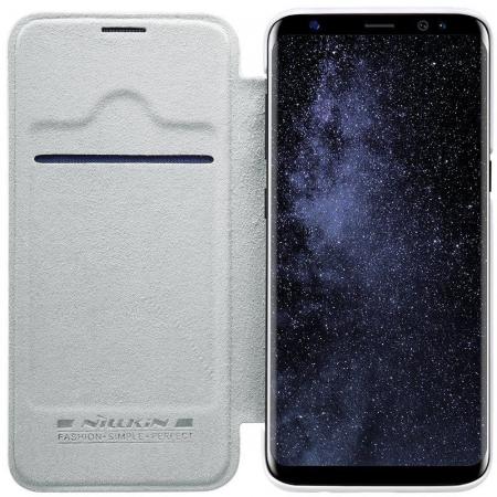 Husa  Samsung Galaxy S8 Nillkin Qin - alb5
