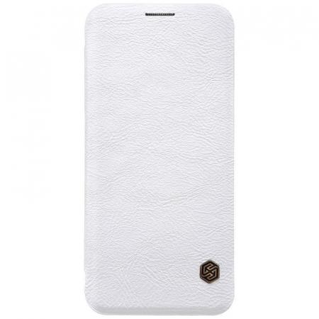 Husa  Samsung Galaxy S8 Nillkin Qin - alb2