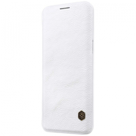 Husa  Samsung Galaxy S8 Nillkin Qin - alb0