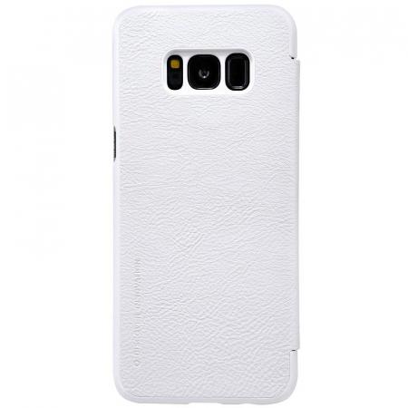 Husa  Samsung Galaxy S8 Nillkin Qin - alb4