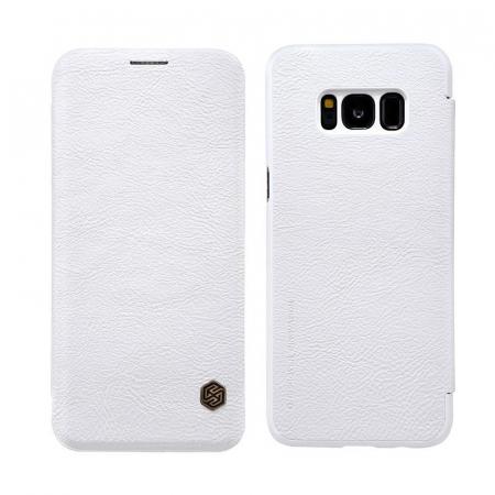Husa  Samsung Galaxy S8 Nillkin Qin - alb3