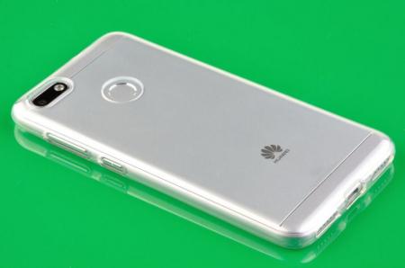 Husa Silicon Huawei P9 Lite Mini Goospery Mercury Jelly Case - transparent1