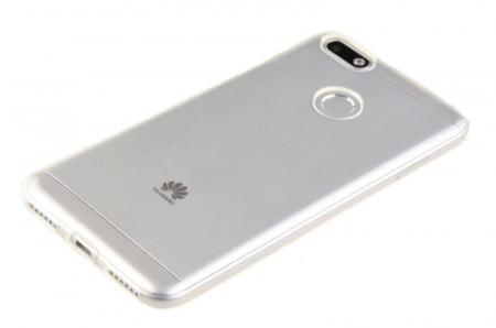 Husa Silicon Huawei P9 Lite Mini Goospery Mercury Jelly Case - transparent4