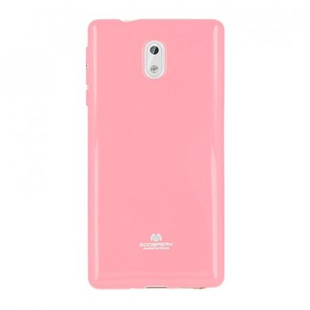 Husa  Nokia 3 Goospery Mercury Jelly Case Silicon - roz0