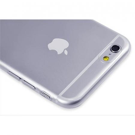 Husa iPhone 6 / iphone 6s Silicon Ultra Thin TPU 0,5 mm - transparent3