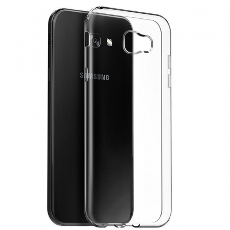 Husa   Samsung Galaxy A5 2017 Silicon TPU extra slim 0.5 mm 0