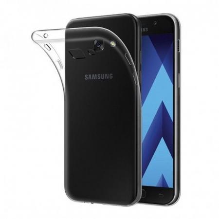 Husa   Samsung Galaxy A5 2017 Silicon TPU extra slim 0.5 mm 4