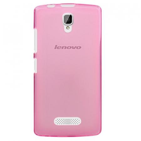 Husa Lenovo A1000 silicon TPU - roz [0]