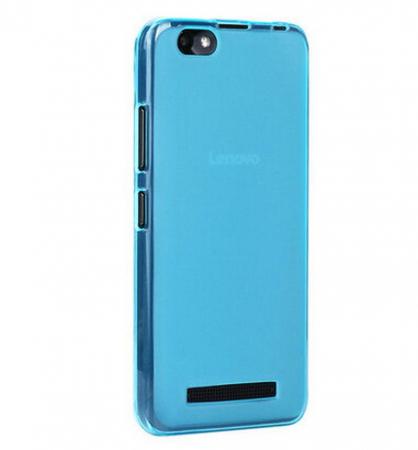 Husa LENOVO A2020 Vibe C silicon TPU - albastru [0]