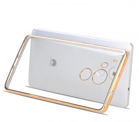 Husa Silicon TPU Plating Ultra Thin Huawei Mate 8 - rose gold 7