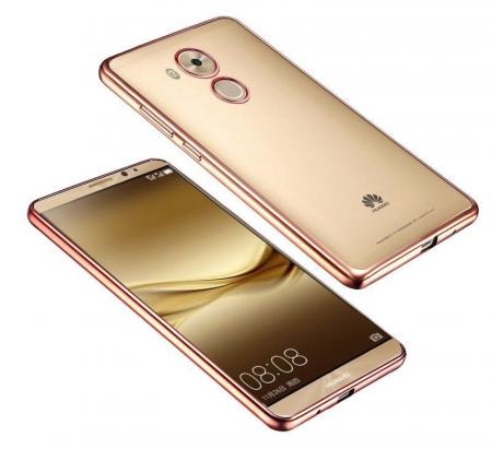 Husa Silicon TPU Plating Ultra Thin Huawei Mate 8 - rose gold 6