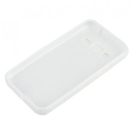 Husa silicon TPU Samsung Grand Prime G530 - alb1