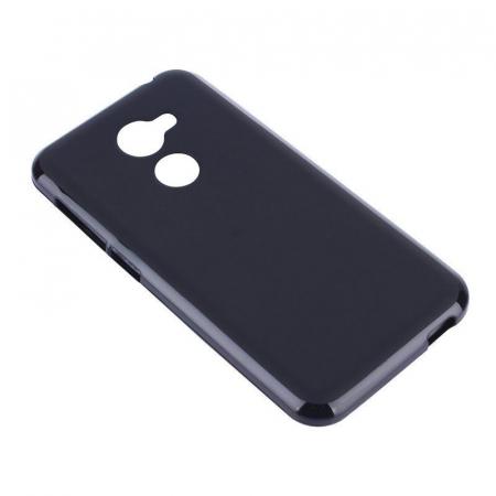 Husa silicon TPU Vodafone Smart N8 - negru [1]